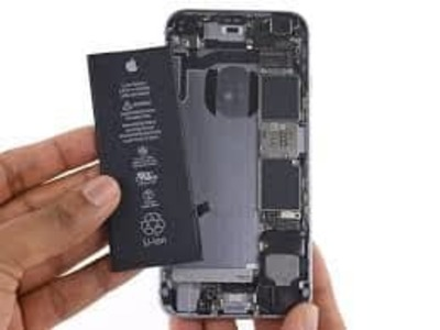 iphone 6 Battery Replacement image