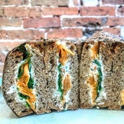 Sandwich Norvégien image