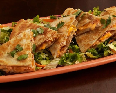 Chicken Quesadilla image