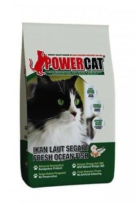 POWER CAT Fresh Ocean Fish 450g image