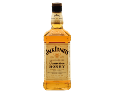 Jack Daniels Tennessee Honey Bourbon USA Bottle 700ml 40%VOL. image
