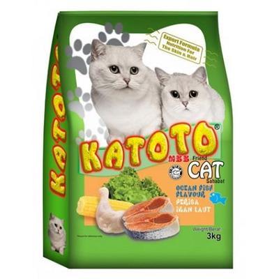 Katoto Cat Food Assorted Ocean Fish 3kg image