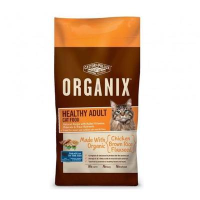Organix Healthy Adult Cat Food 4lb image