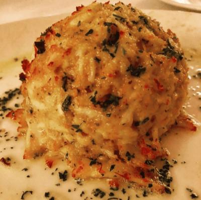 Jumbo Lump Crab Cake image