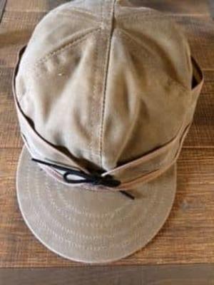 SK Waxed Cotton Cap image