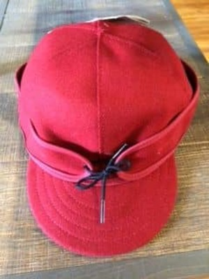 Stormy Kromer Red image