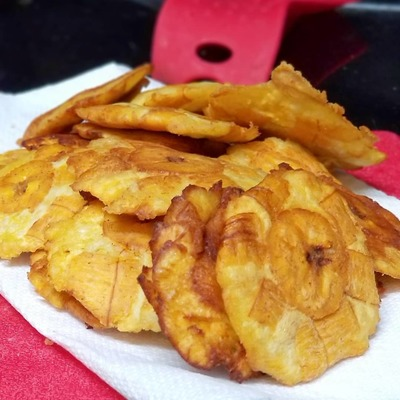 Crazy-Good Tostones image
