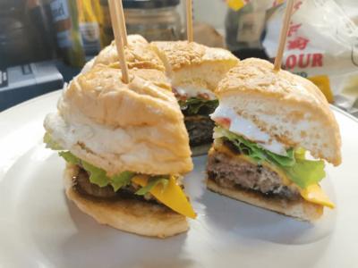 Pork Burger image