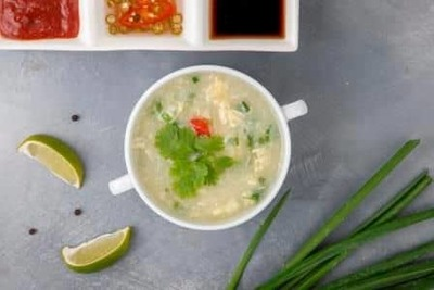 Crab Meat Soup image