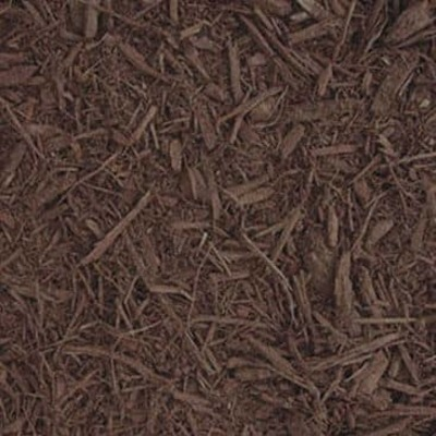 Dyed Brown Mulch image
