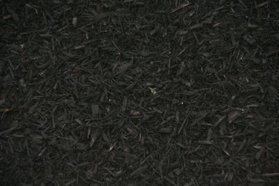Dyed Black Mulch image