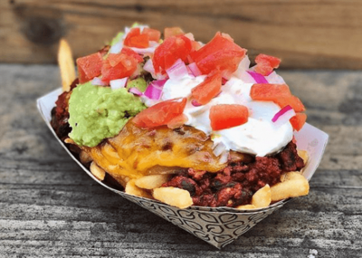Nacho Fries-Large image