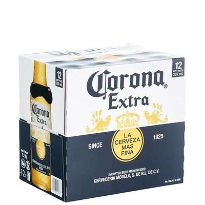 Corona Extra Bottles 12x355mL image