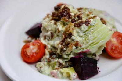 American Blue Wedge Salad image