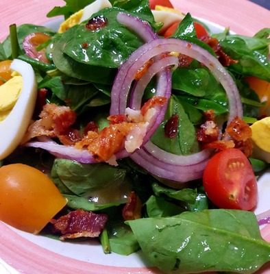 Spinach Salad image
