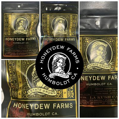 Honeydew Farms 4 Pack 14g  image